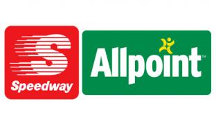 Speedway and Allpoint logos