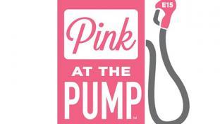Pink at the Pump campaign
