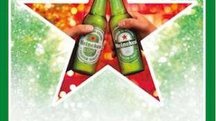 Heineken Spread Holiday Cheer