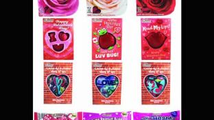 R.M. Palmer Valentine's Day Candy