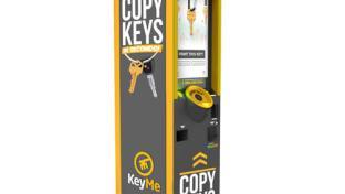 KeyMe Kiosk