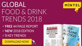 Mintel Global Food & Drink Trends 2018