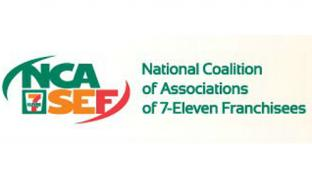 The logo for The National Coalition of Associations of 7-Eleven Franchisees