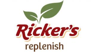 Ricker's Replenish logo