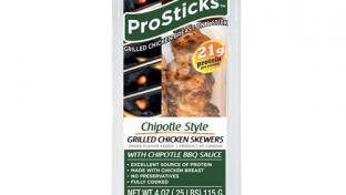 ProSticks with Sauce Packs