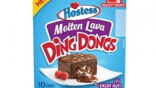 Molten Lava Ding Dongs