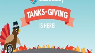 TANKS-giving logo