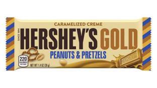 Hershey Gold Bars