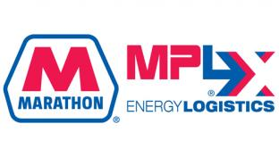 Logos for Marathon Petroleum and MPLX