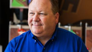 West Coast and Network Development Manager Mike Hager
