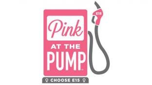 Pink at the Pump campaign logo