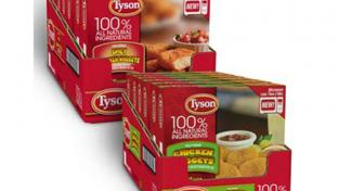 Tyson Single-Serve Chicken Nuggets