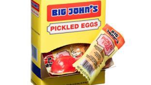 Big John's Trotters & Pickled Eggs