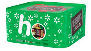 holiday gift cubes