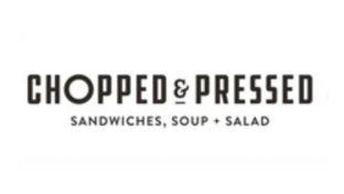 Chopped & Pressed by Gas Land logo