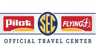 Pilot Flying J Official Travel Center SEC logo