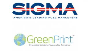 Logos for SIGMA and GreenPrint