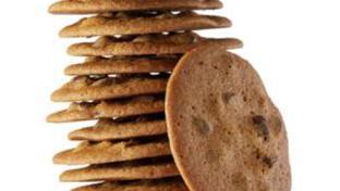 Jacqueline's Crispy Cookies