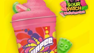 Sour Patch Watermelon flavor