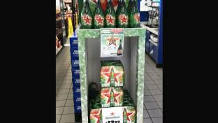Circle K Heineken holiday promo