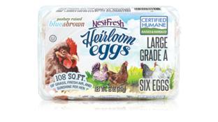 NestFresh Heirloom Eggs