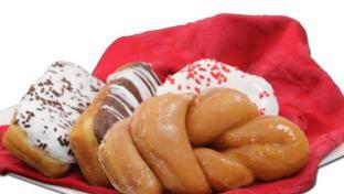 Jumbo Donuts