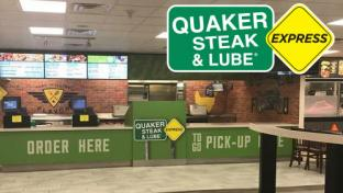 Quaker Steak & Lube Express walk-up concept