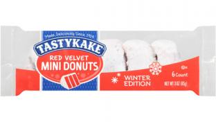 Tastykake Mini Donuts New Flavors