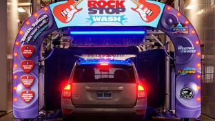 RockStop Gas & Wash car wash