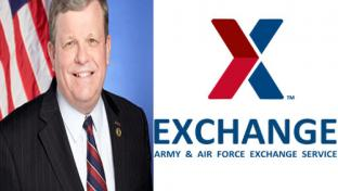 Tom Shull of AAFES