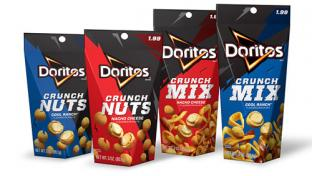 Doritos Crunch Nuts & Crunch Mix