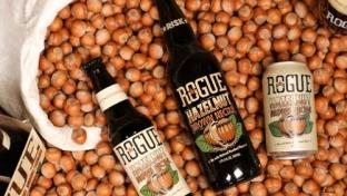 Rogue Ales Hazelnut Brown Nectar New Look