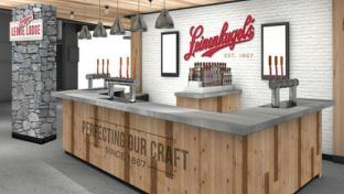 Miller Brewing Bar_Bucks Arena