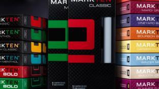 MarkTen vapor products