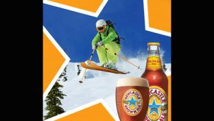 Newcastle Brown Ale 'Get Your Skis On' Program