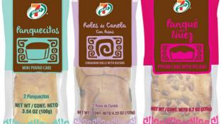 7-Eleven Hispanic bakery items