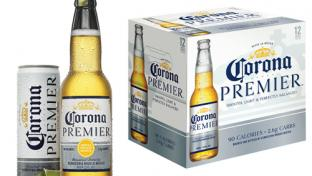 Corona Premier is expected to help drive double-digit case volume of the Corona brand.