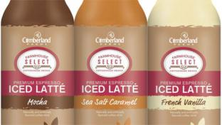 Cumberland Farms RTD iced lattes