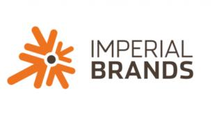 Logo for tobacco company Imperial Brands plc