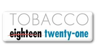 Tobacco 21 logo