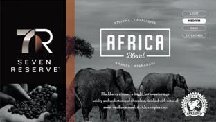7-Eleven Seven Reserve Africa Blend