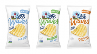 Cape Cod Waves Potato Chips
