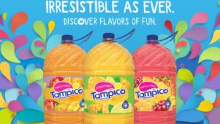 Tampico Beverages Unveils Brand Refresh