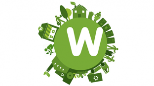 Weigel's recycling logo
