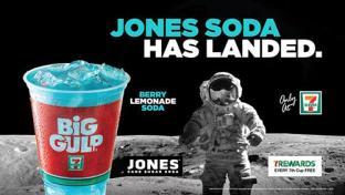 7-Eleven & Jones Soda