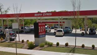 A Murphy Express location