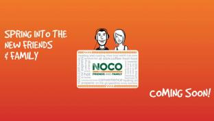 NOCO Express' refreshed Friends & Family goes live May 2.