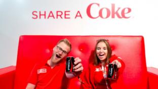 """Share a Coke"" Share Chair"
