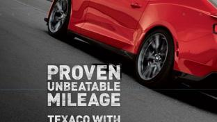 New creative for Texaco with Techron