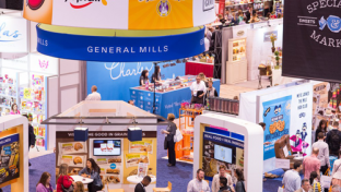 Sweets & Snacks Expo 2018 show floor